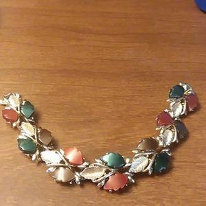 Womens leaf Bracelet.